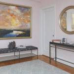 home interior design - foyer - entryway - new york city - manhattan