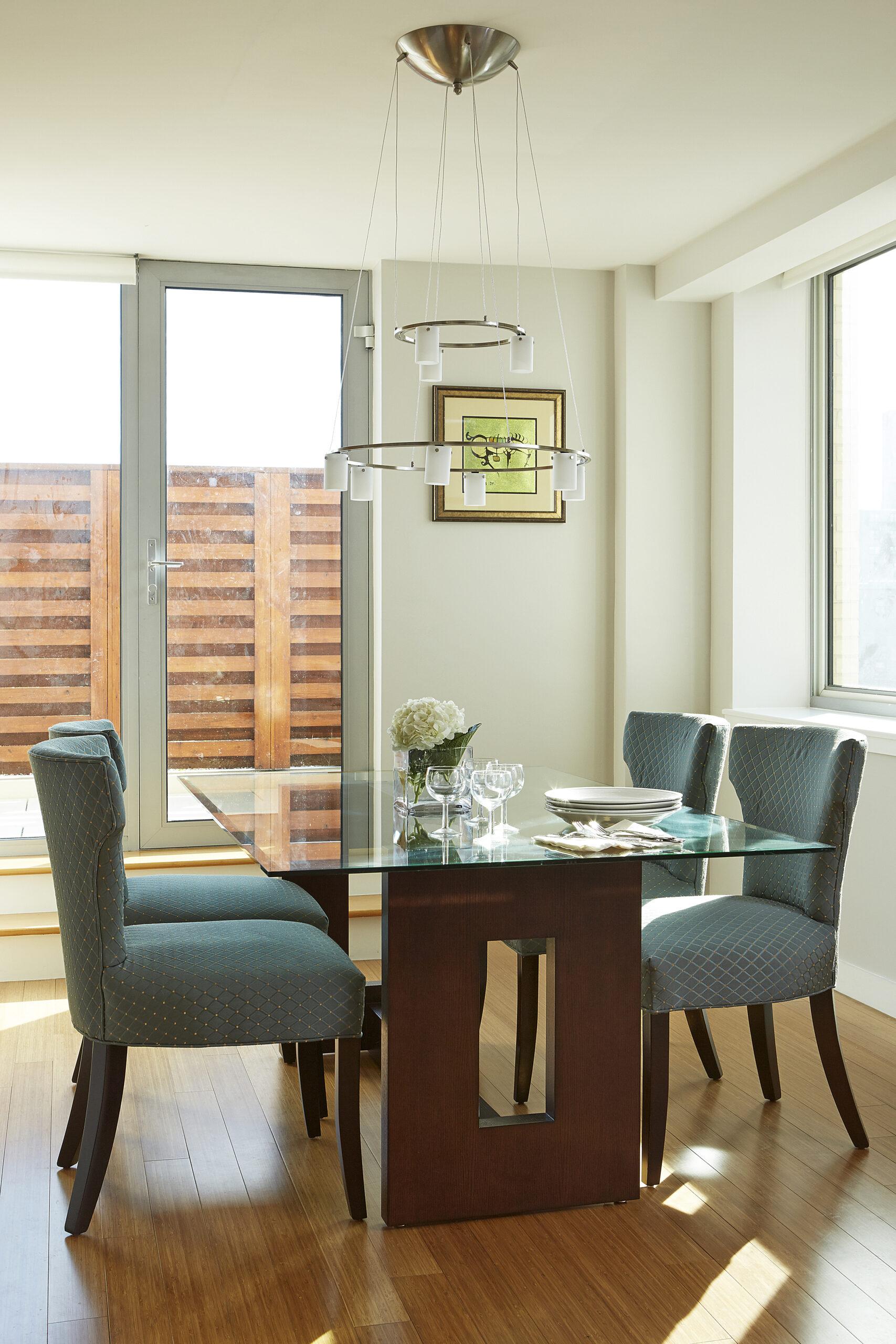 harlem ny - contemporary dining room